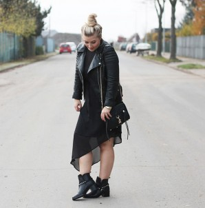 all black look | Style my Fashion