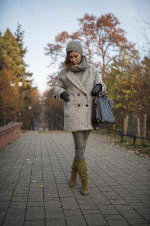 total grey | Style my Fashion