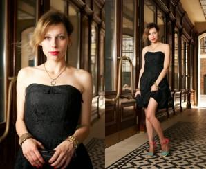 lace dress   Style my Fashion