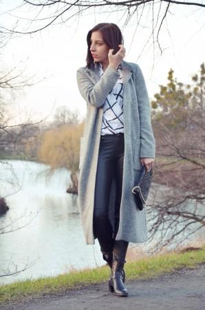 Longcoat & Pistolboots | Style my Fashion