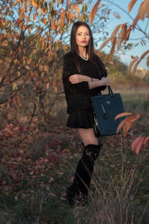 All black   Style my Fashion