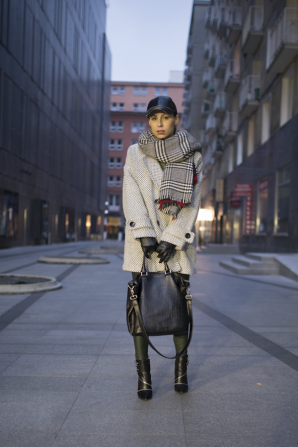 oversize coat | Style my Fashion