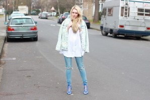 Hello blue | Style my Fashion