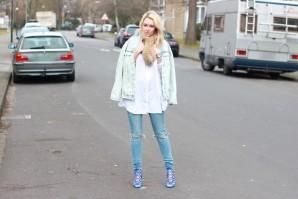Hello blue | Style my Fashion