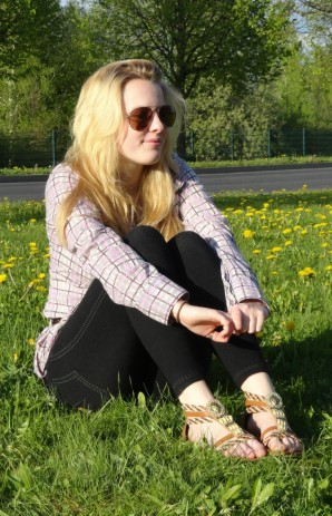 field of flowers | Style my Fashion