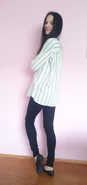 RIPPED & STRIPED   BOYFRIEND STYLE   Style my Fashion