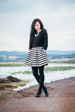 Silent Stripes   Style my Fashion