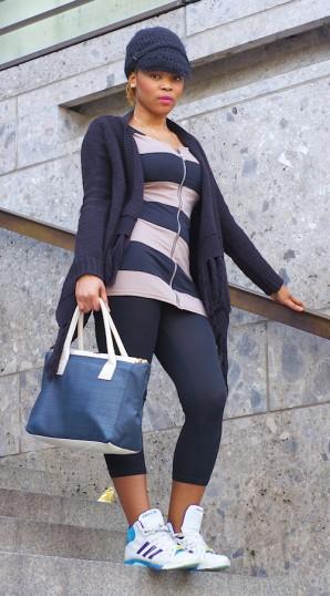 Blue Stripes | Style my Fashion