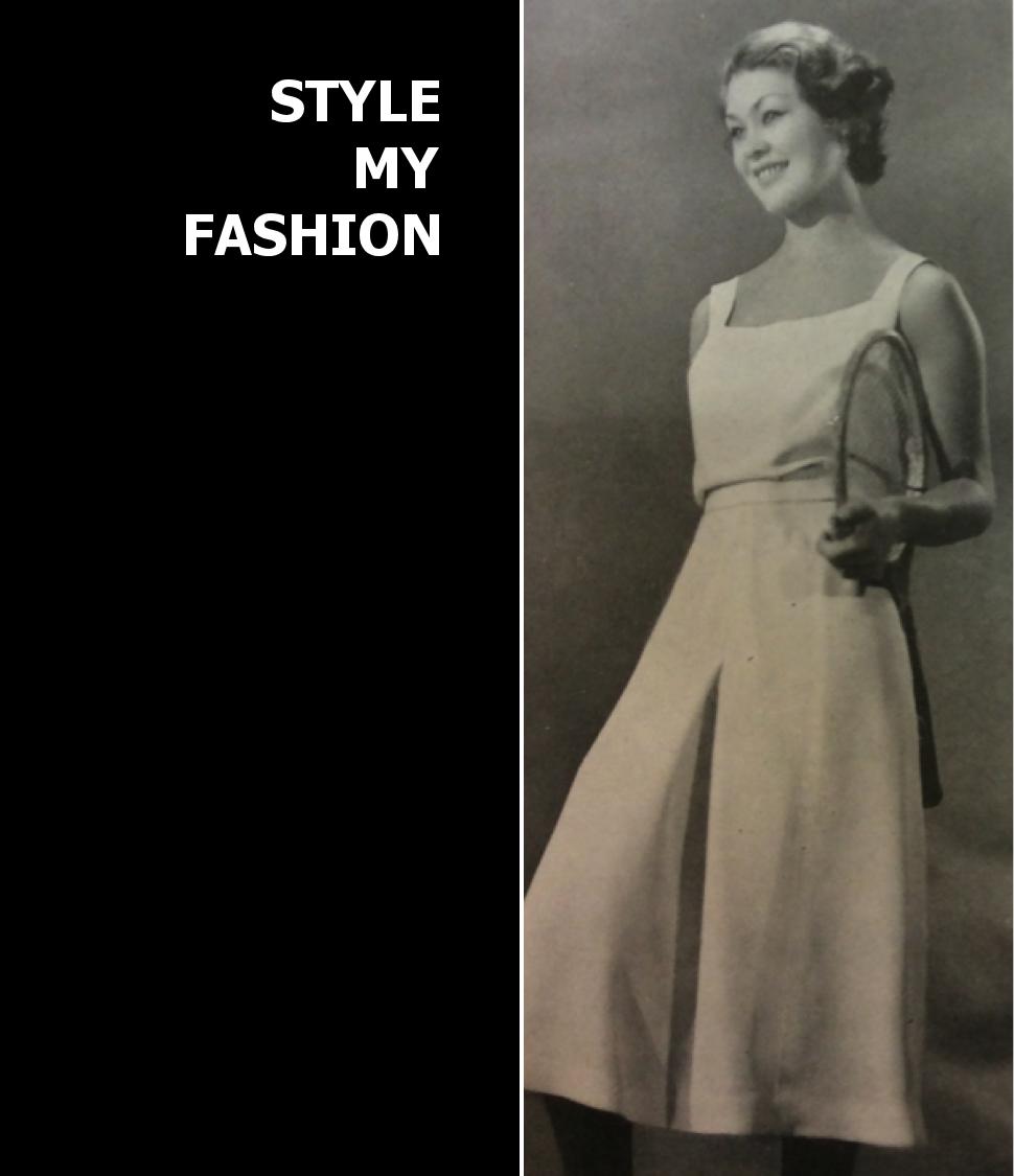 Wie Stylt Man Culottes Style My Fashion