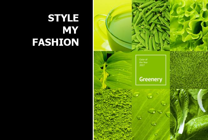 pantone farbe des jahres 2017 greenery style my fashion. Black Bedroom Furniture Sets. Home Design Ideas