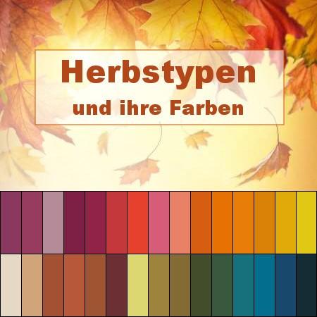 Die Herbsttyp Farben Typberatung Style My Fashion