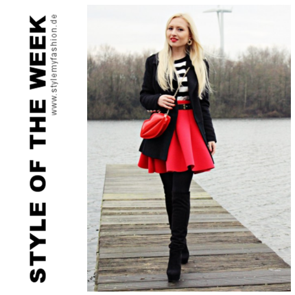 Style Of The Week Say Me Justine Woche 05 2014