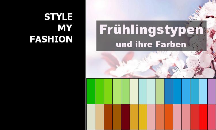 Steht Die Farbe Gr N Einem Fr Hlingstyp Style My Fashion