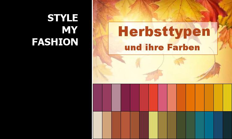 Steht Die Farbe Grun Einem Herbsttyp Style My Fashion