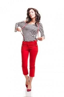 Styling-Tipps für angesagte Caprihosen    Style my Fashion