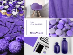 Pantone Farbe des Jahres 2018: Ultra Violet | Style my Fashion