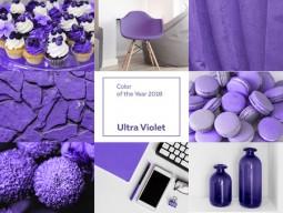 Pantone Farbe des Jahres 2018: Ultra Violet | Style my Fashion