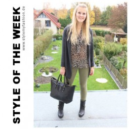 Style of the Week: Kristina (Woche 49 / 2013)   Style my Fashion