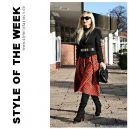 Style of the Week: Say me Justine (Woche 50 / 2013) | Style my Fashion