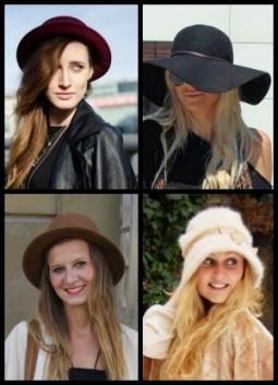 Ran an den Hut: Hüte richtig kombinieren