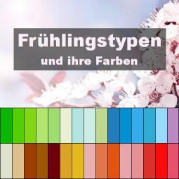 Die Frühlingstyp Farben (Typberatung) | Style my Fashion