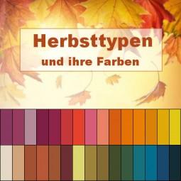 Die Herbsttyp Farben (Typberatung) | Style my Fashion