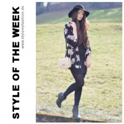 Style of the Week: rosekiarapeaches (Woche 09 / 2014)   Style my Fashion