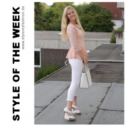Style of the Week: Kristina (Woche 29 / 2014) | Style my Fashion