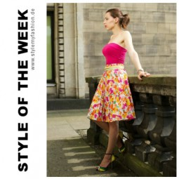 Style of the Week: Mon Cherries (Woche 31 / 2014) | Style my Fashion