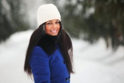 Kühle Eleganz: Winter-Trendfarbe Blau | Style my Fashion
