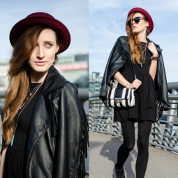 Die Lederjacke: Kultiges Lieblingsstück und cooler Klassiker    Style my Fashion