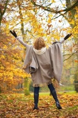 Das Cape als Herbst-Winter-Trend 2014/2015 | Style my Fashion