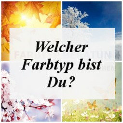 Fototest: Welcher Farbtyp bist Du? | Style my Fashion