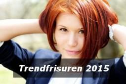 Trendfrisuren 2015 - Pony, Locken, Bob und Co. | Style my Fashion