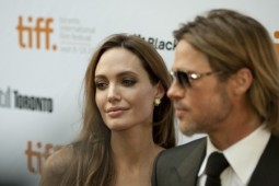 Brad und Angelina auf dem International Film Festival in Toronto 2011