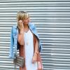 White Dress, Hippie Gilet and Zara Sandals | Style my Fashion