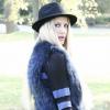 Blue Fur Vest | Style my Fashion