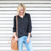 Boyfriendjeans Zara Sale and Leo Flats | Style my Fashion