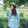 Denim Dress | Style my Fashion