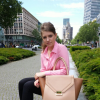 Business look - nude / pink / black  | Style my Fashion