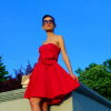 Little red dress | Style my Fashion