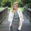Graues Kleid und Sneaker | Style my Fashion