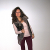 Bordeaux & Faux Fur | Style my Fashion