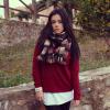 Mum's scarf | Style my Fashion