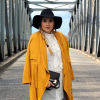 gelber trench | Style my Fashion