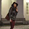 Leather meets Fur | Style my Fashion