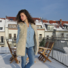 Denim + Denim + Fake Fur | Style my Fashion