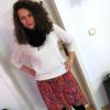 Mein Vokuhila-Rock im Winter Look! | Style my Fashion