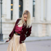 PLISSEE & VELVET | Style my Fashion