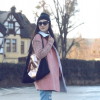 Pink Coat | Style my Fashion